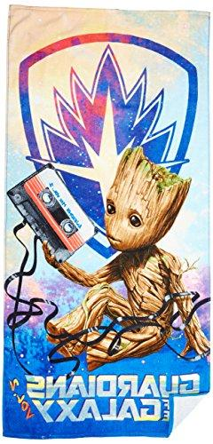 Marvel Guardians of The Galaxy 2 Tangled Groot Cotton Bath,