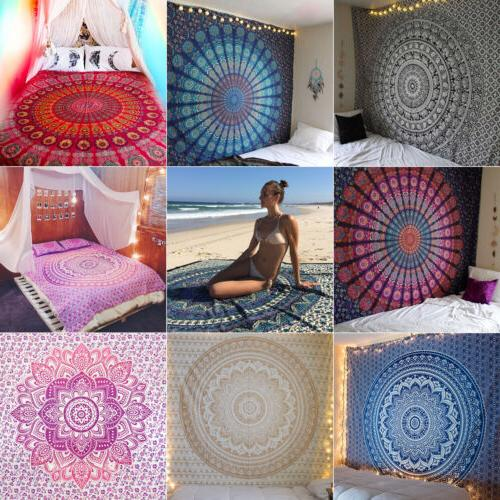 Indian Beach Yoga Mat Towel