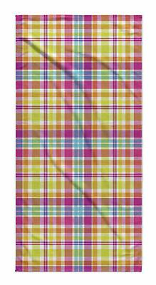 Brayden Studio Joiner Plaid Beach Towel