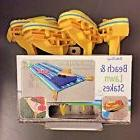 Lawn Stakes Flip Flop Beach Better Things 4 Pack Blankets &