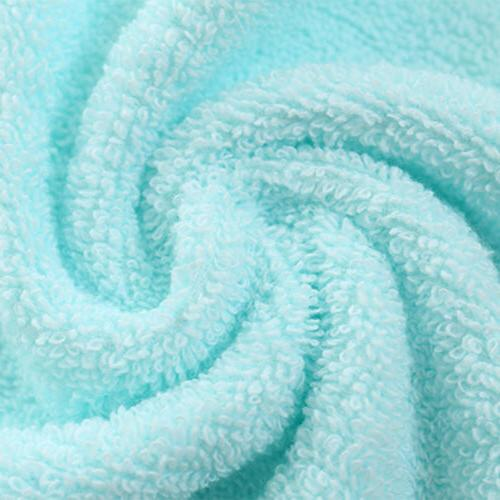Luxury Cotton Face Hand Bath Bathroom Beach Towels Sheet Dry US
