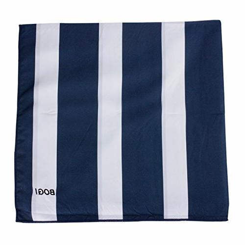 BOGI Beach Towel with FREE Towel--Quick Dry Absorbent -Perfect Bath Swimming-