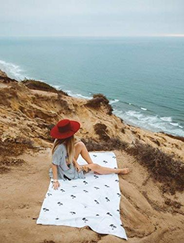 Microfiber Beach Large & or Towel. Best for Outdoor & Drying & Super Absorbent Technology