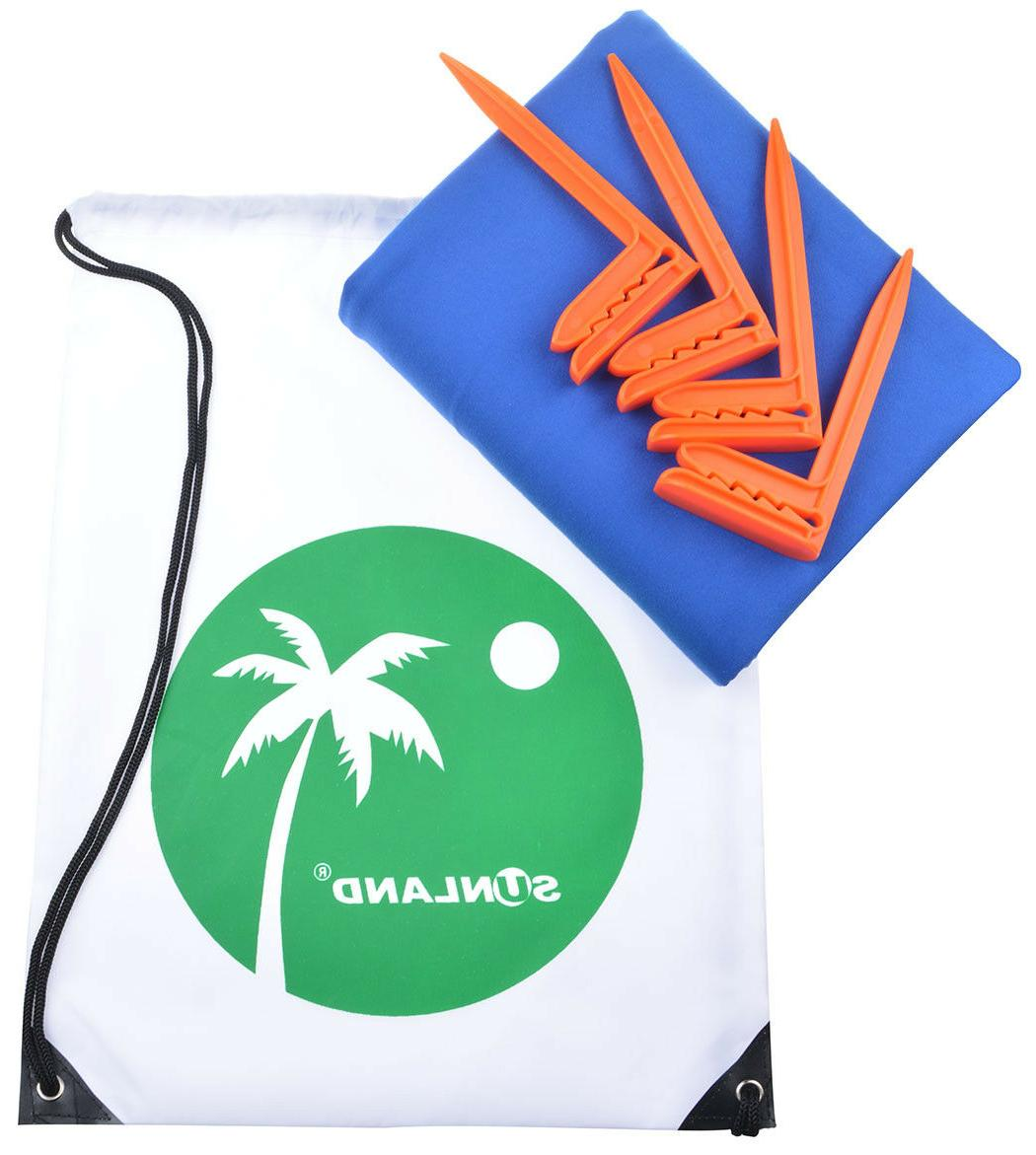Microfiber Oversized Beach Towel Extra large Free Shipping S