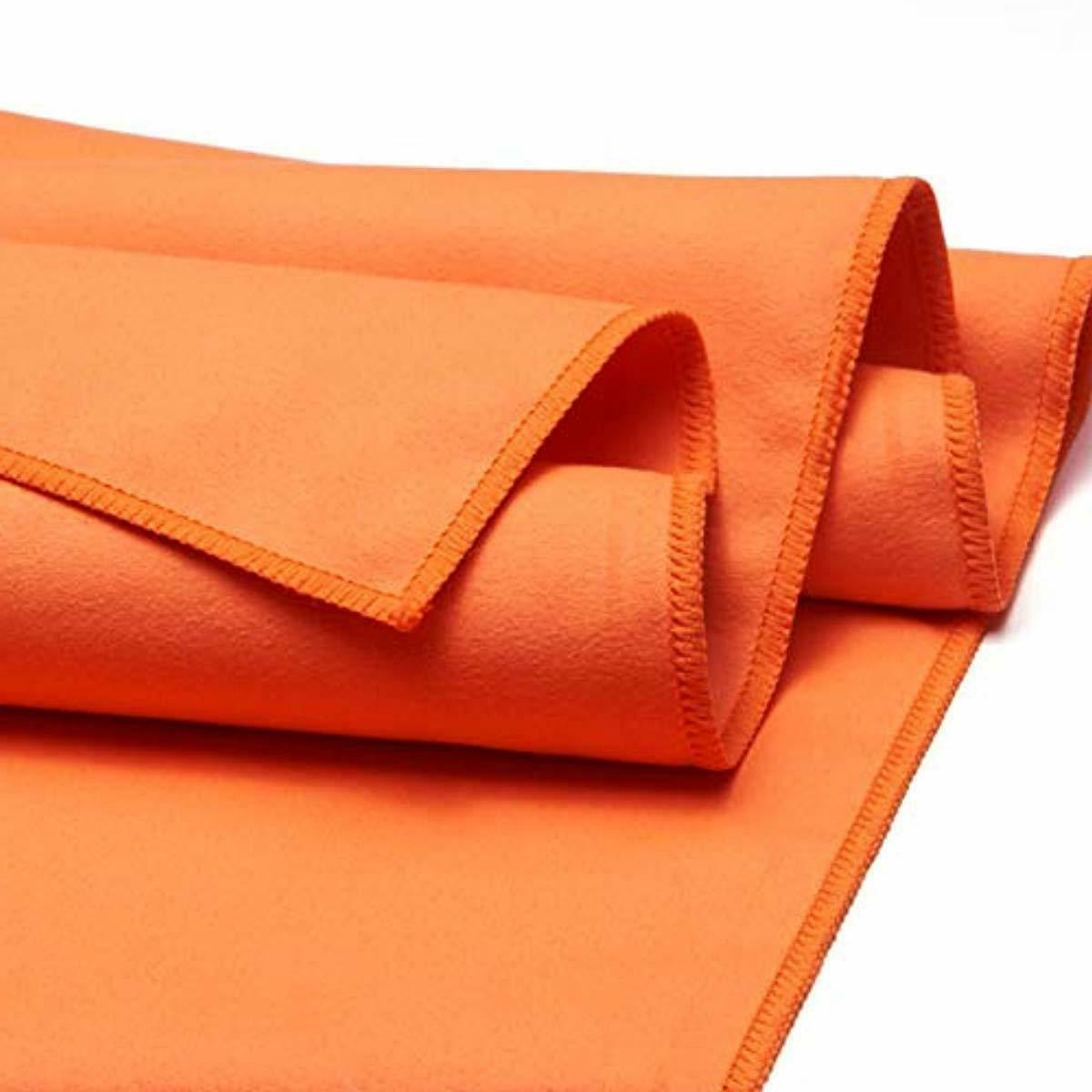 Microfiber Travel Towel 2 Pack Quick Dry Sports Beach Camping