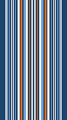 Bahia Collection by Dohler Multi Vertical Stripes Brazilian