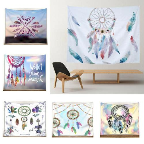 National Style Dream Catcher Pattern Tapestries Towel New