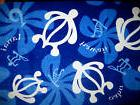 NEW Hawaiian Hawaii LARGE Beach / Pool / Bath Towel 67 x 40