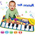New Musical Music Kid Piano Play Baby Mat Animal Educational
