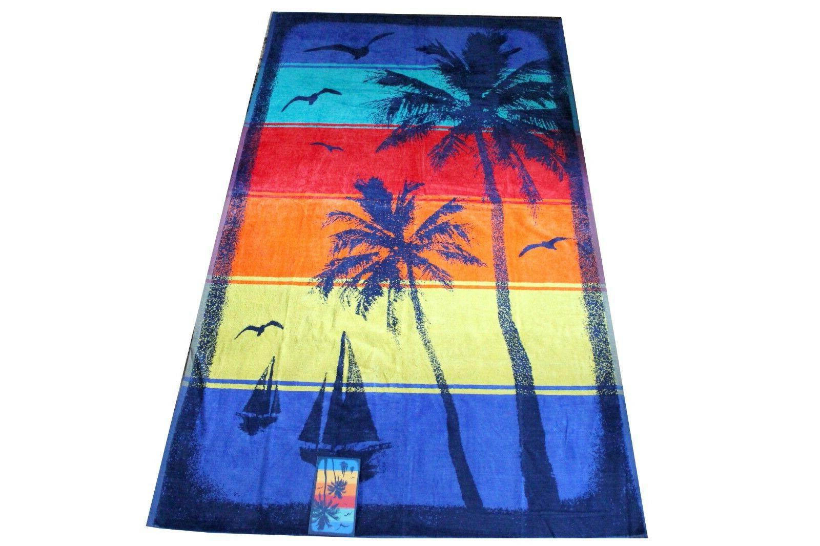 NEW Signature 40 in. x in. Beach Egyptian Cotton