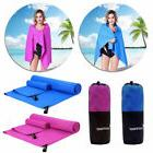 Outdoor Travel Camping Microfiber Quick-Drying Beach Swim Gy