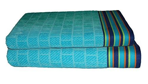 Cotton Craft Pack - Blue absorbent - per meter Pure