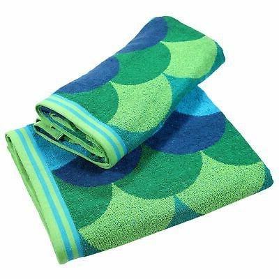 Oversized Towel 40*70 Pack of 2 pieces Cotton