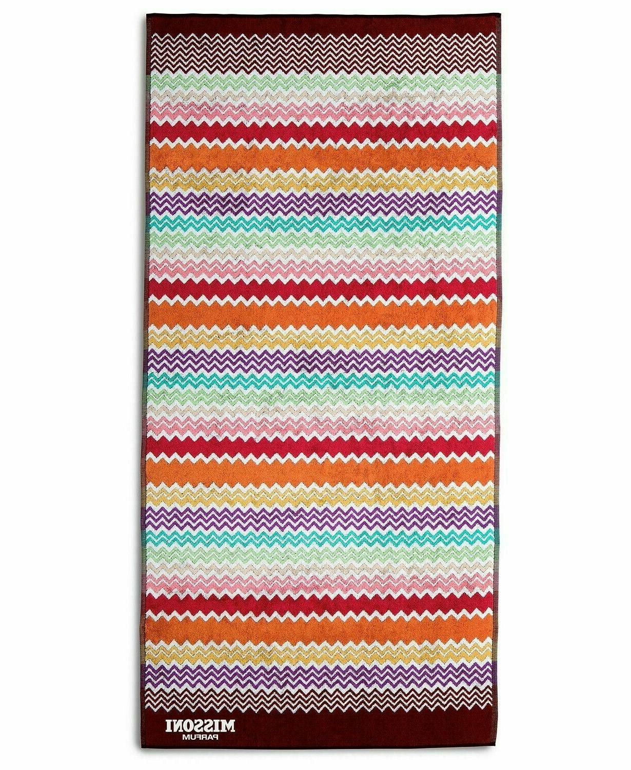 parfums terry cotton beach towel new in