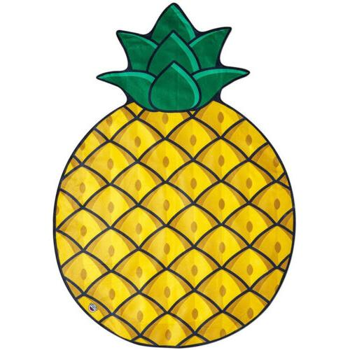 Pineapple Mat Blanket Pool Swimming