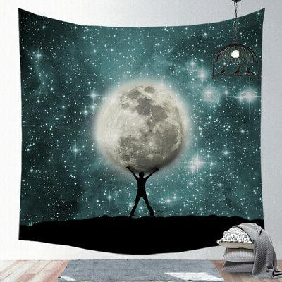 Psychedelic Wall Beach Towel Tapestry Throw Dorm USA