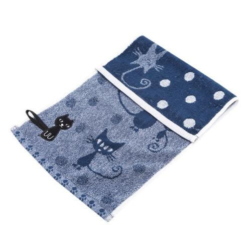 Soft Towels Lovely Cat Beach Swimming Hand Towel US