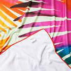 Summer & Rose Oversized Microfiber Beach / Pool Towel Neon P