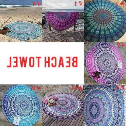 Summer Shawl Beach Bath Towel Durable