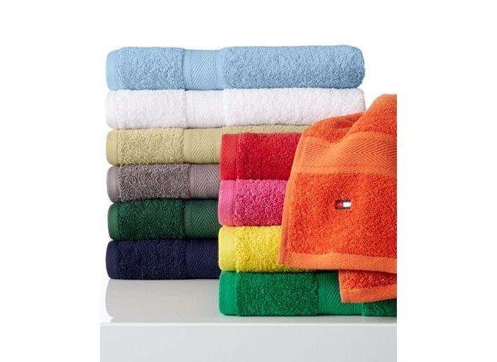 Tommy Hilfiger Towel Collection 100%
