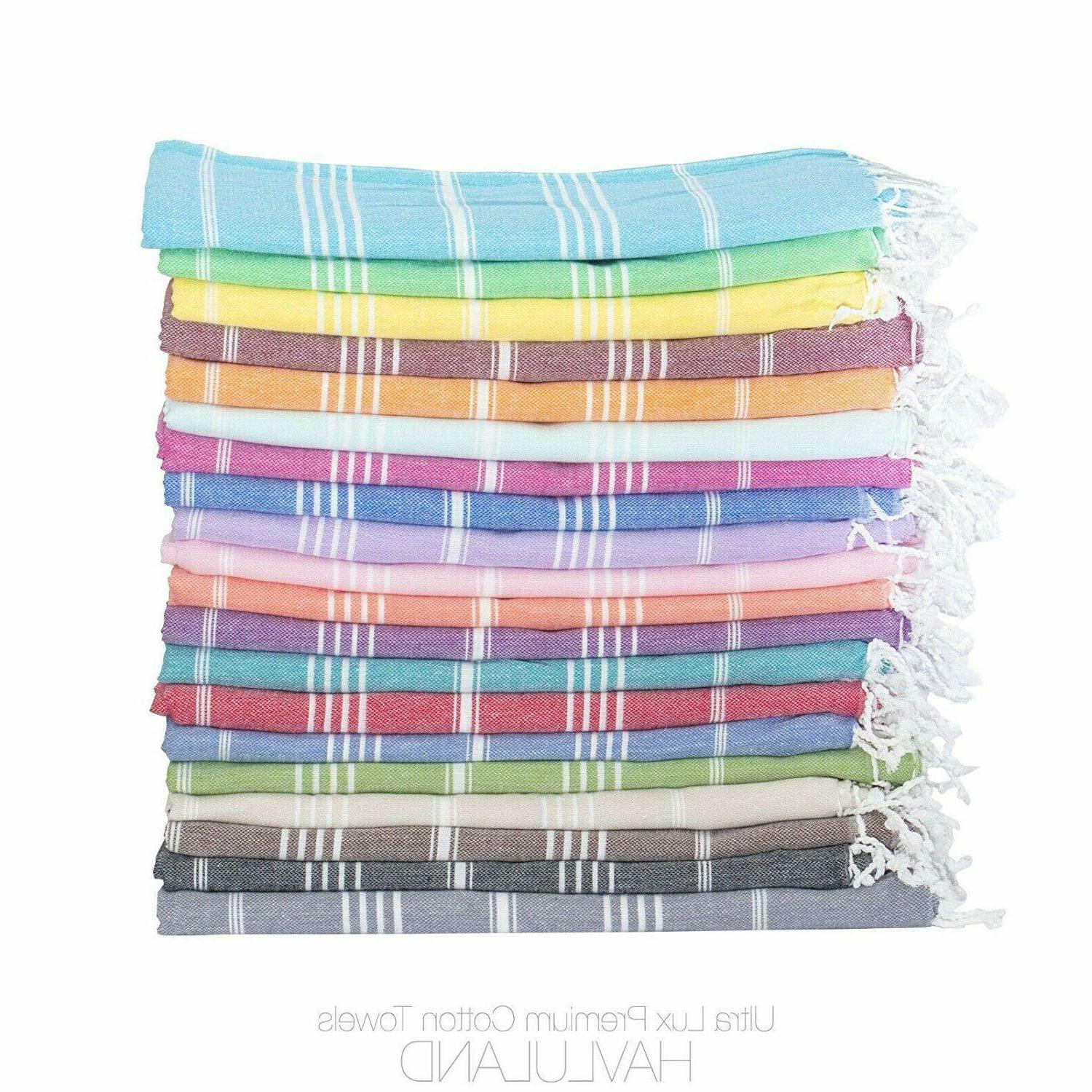 turkish 100 percent cotton towel fouta peshtemal