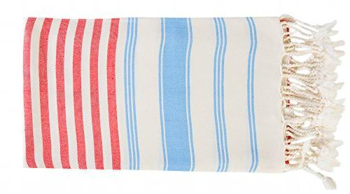 Bath Beach Hammam Towel Peshtemal Throw Set