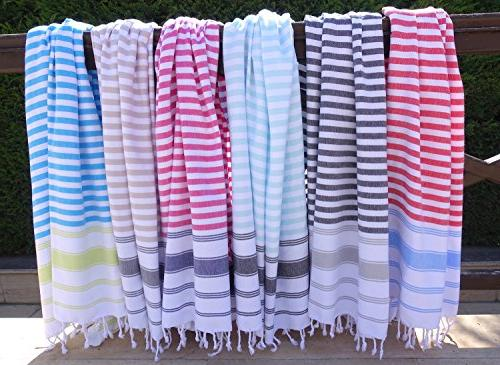 Cotton Bath Beach Towel Peshtemal