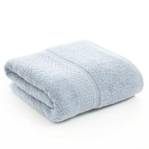 Buy Get Free, Large Egyptian Bath Towels Soft Spa Beach
