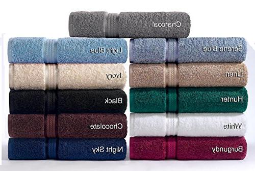 Cotton Craft Pack Ultra Oversized Towels 100% - - Ideal for Use Weighs