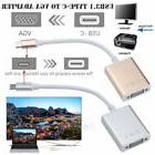 USB C 3.1 Type C to VGA Monitor Projector Video Converter Ad