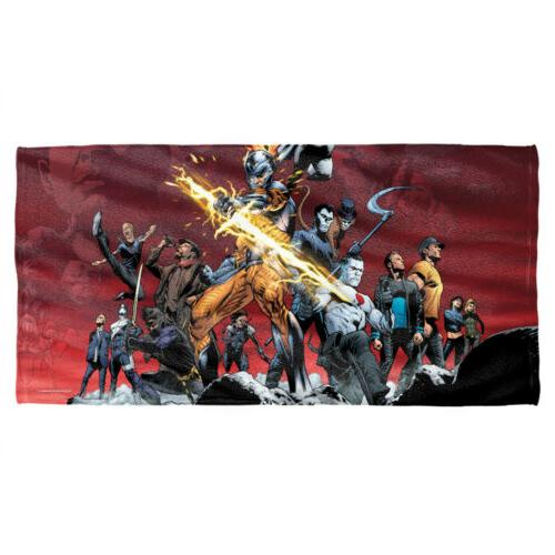 valiant stand tall licensed beach towel 60in