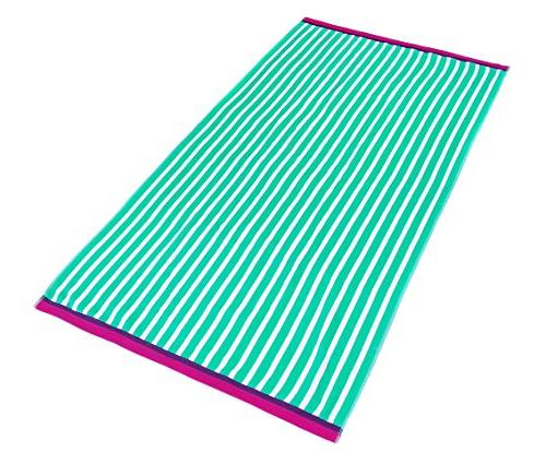 Stripe Towel 4-Pack - x 62in