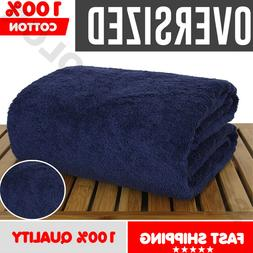 "LARGE OVERSIZED BATH SHEET 40""x80"" LUXURY SPA TURKISH COTTON"