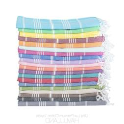 Havluland Extra Large Beach Pool 100% Turkish Cotton Towel 7