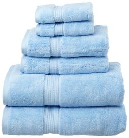 Luxurious 900 GSM Egyptian Cotton 6-piece Towel Set - Light