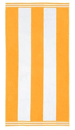 """Superior Luxurious 100% Cotton Beach Towels, Oversized 34"""" x"""