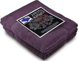 Utopia Towels Luxury Bath Mat - 100% Ring-spun Cotton - Maxi