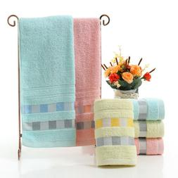 luxury soft cotton towel face hand bath
