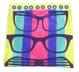 "Member's Mark Youth Beach Towel, Multi-Color ""Different Sung"