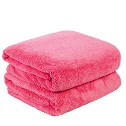 JML Luxury Hotel & SPA Bath Towels  - 350GSM High Density Fl