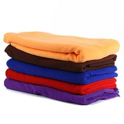 Microfiber Big Bath Towel Quick-Dry Sports Beach Swim Travel