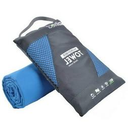 Microfiber Towel Perfect Sports Travel Beach Fast Drying Sup