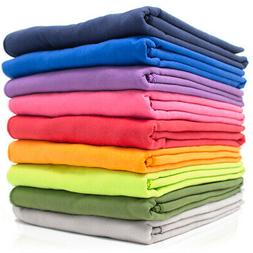 9HORN Microfiber Travel Towel Large XL Camping Sport Beach B