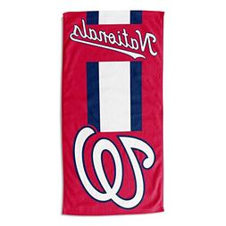 Officially Licensed MLB Washington Nationals Zone Read Beach