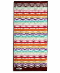 Missoni Parfums Terry Cotton Beach Towel  NEW IN PACK