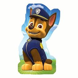 Nickelodeon Paw Patrol Chase Shaped Beach Towel