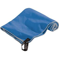 PackTowl Personal Microfiber Towel, Blueberry, Beach- 36 x 5