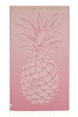 Lushrobe Peshtemal Beach Towel Lightweight 100% Cotton Fouta