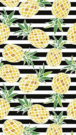 Bahia Collection by Dohler Pineapples and Stripes Brazilian