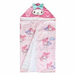 Finex Pink My Melody Hooded Bath Towel Body Wrap or Beach To